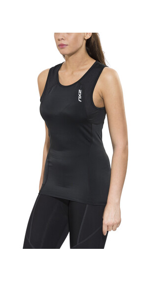 2XU Active Løbe T-shirt Damer sort